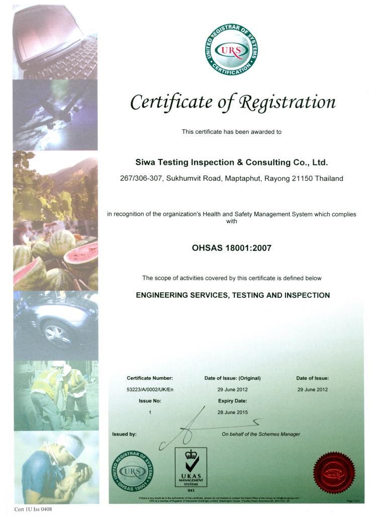OHSAS 18001-ETB
